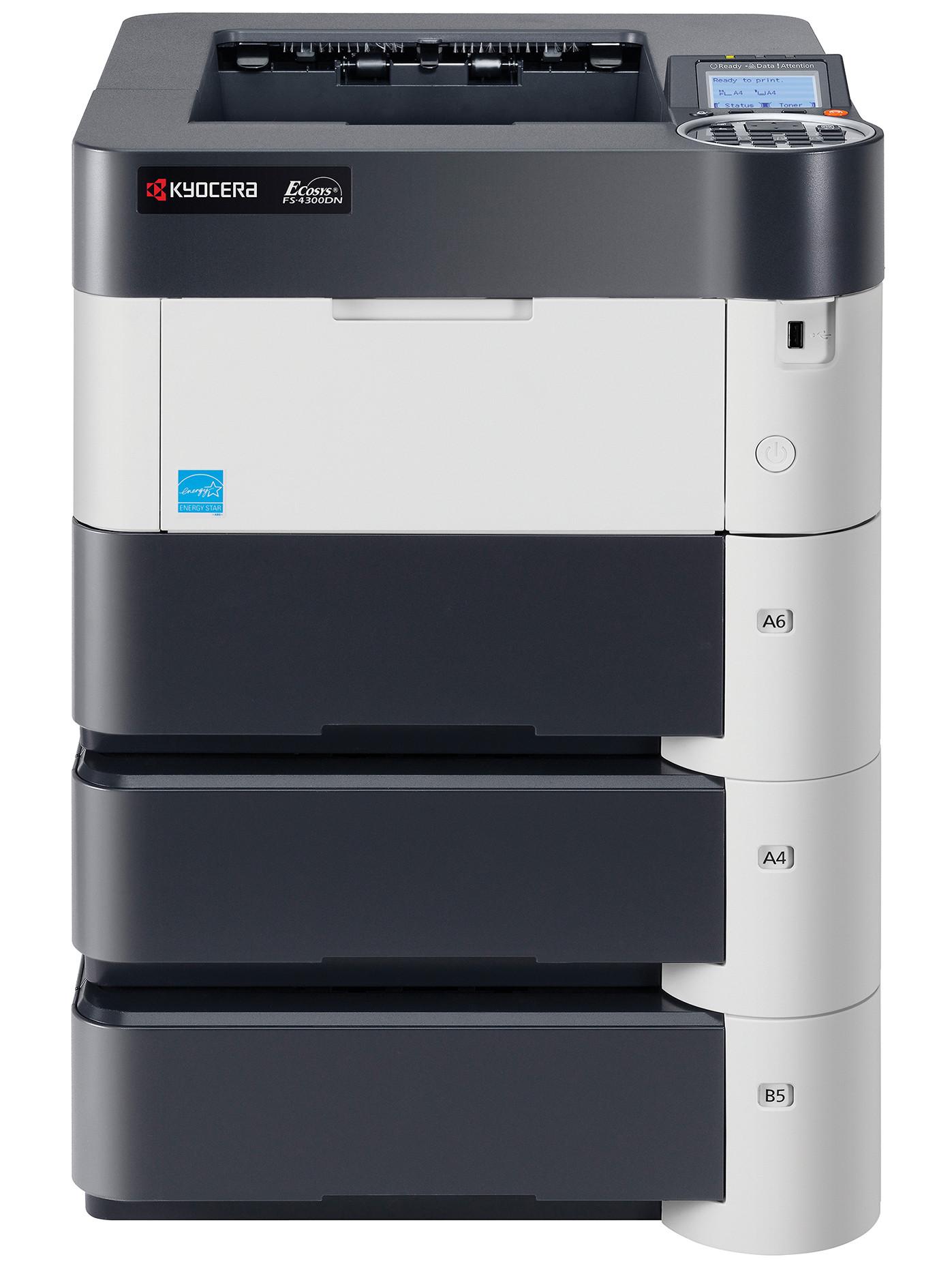 ECOSYS FS-4300DN